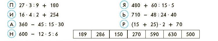 Учебник. Демидова 3 класс 2 часть. Страница 61