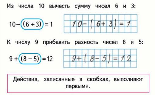 Учебник. Моро 2 класс 1 часть. Страница 38