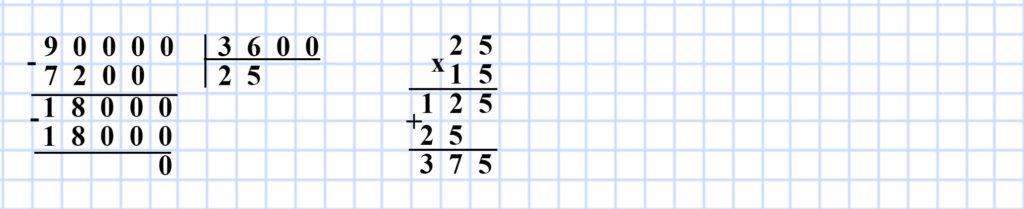 Мерзляк 5 класс - Задание № 3 «Проверьте себя» в тестовой форме